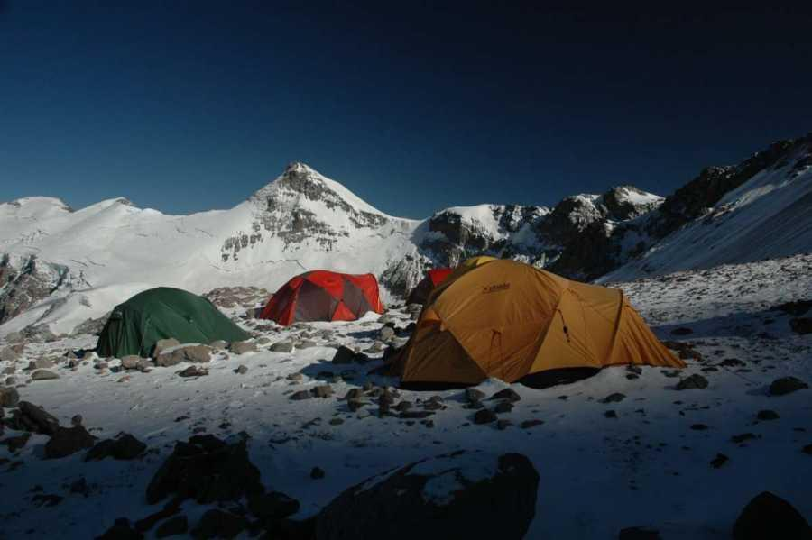 Ved Aconcagua