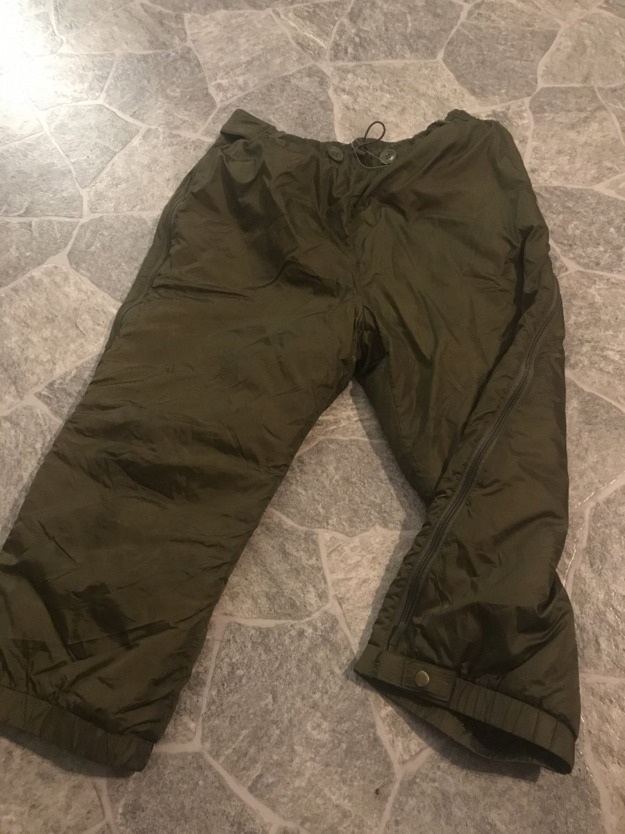 Isolerende bukse i camp Bekledning Fjellforum